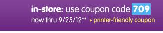 coupon code 703